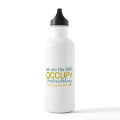 Occupy Fredericksburg Water Bottle
