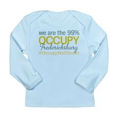 Occupy Fredericksburg Long Sleeve Infant T-Shirt