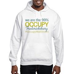 Occupy Fredericksburg Hooded Sweatshirt
