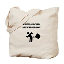 I just launched a new fragrance Tote Bag