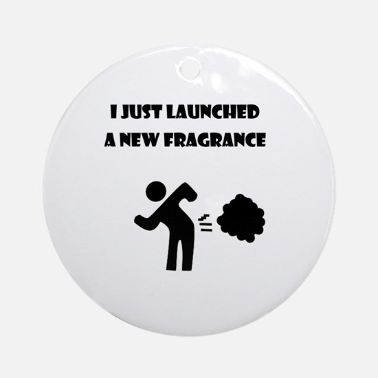 I just launched a new fragrance Ornament (Round)