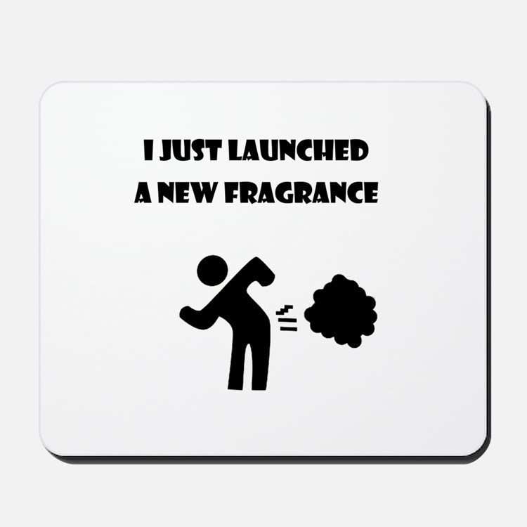 I just launched a new fragrance Mousepad