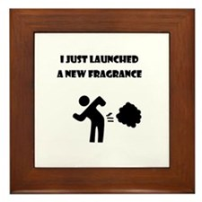 I just launched a new fragrance Framed Tile