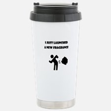 I just launched a new fragrance Travel Mug