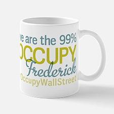Occupy Frederick Mug