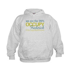 Occupy Frederick Hoodie