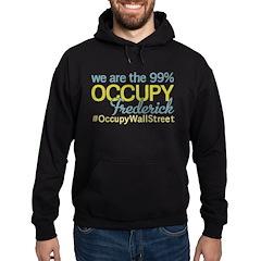 Occupy Frederick Hoodie (dark)