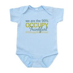 Occupy Frankfurt Infant Bodysuit