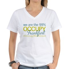 Occupy Frankfurt Shirt