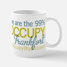 Occupy Frankfort Mug