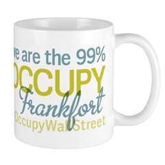 Occupy Frankfort Mug