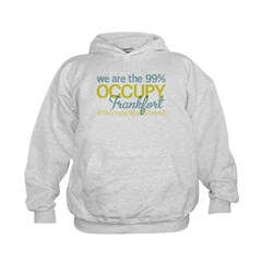 Occupy Frankfort Hoodie
