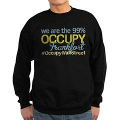 Occupy Frankfort Sweatshirt (dark)
