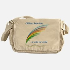 Writers know how... Messenger Bag