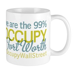 Occupy Fort Worth Mug