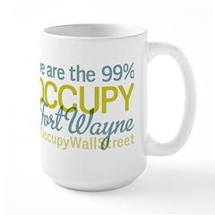 Occupy Fort Wayne Mug