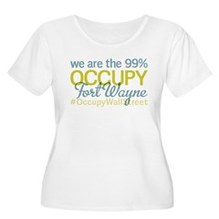 Occupy Fort Wayne T-Shirt