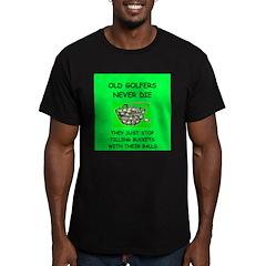 funny golf joke T