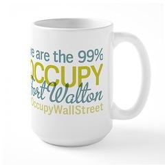 Occupy Fort Walton Beach Mug