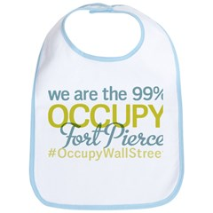 Occupy Fort Pierce Bib