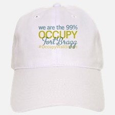 Occupy Fort Bragg Baseball Baseball Cap
