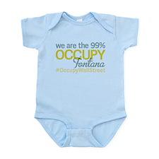 Occupy Fontana Infant Bodysuit