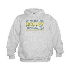 Occupy Fond du Lac Hoodie