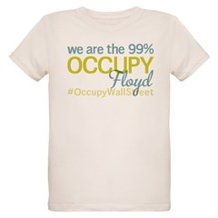 Occupy Floyd Organic Kids T-Shirt