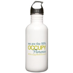 Occupy Florence Water Bottle