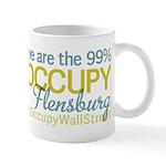 Occupy Flensburg Mug