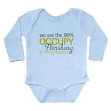Occupy Flensburg Long Sleeve Infant Bodysuit