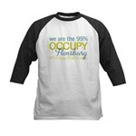Occupy Flensburg Kids Baseball Jersey