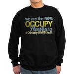 Occupy Flensburg Sweatshirt (dark)