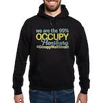Occupy Flensburg Hoodie (dark)