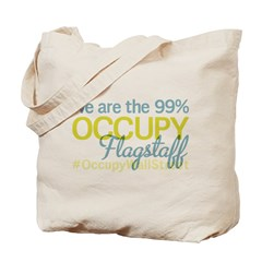 Occupy Flagstaff Tote Bag