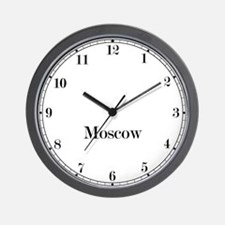 Moscow Classic Newsroom Wall Clock