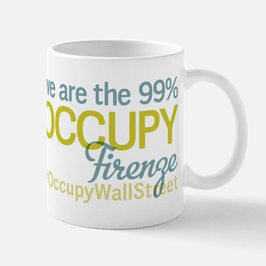 Occupy Firenze Mug