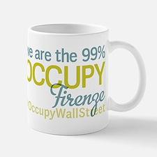Occupy Firenze Small Small Mug