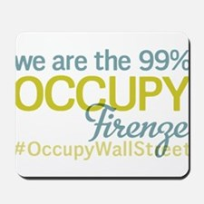Occupy Firenze Mousepad