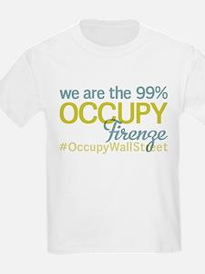 Occupy Firenze T-Shirt
