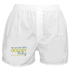 Occupy Findlay Boxer Shorts