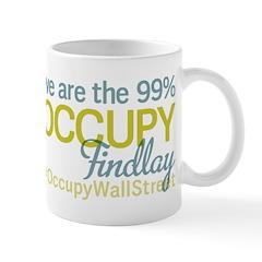 Occupy Findlay Mug