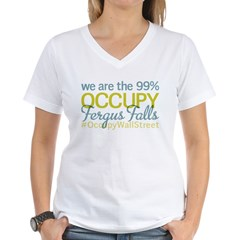 Occupy Fergus Falls Shirt
