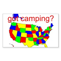 got camping? Decal