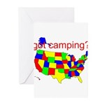 got camping? Greeting Cards (Pk of 10)