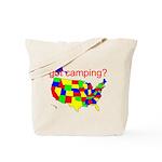 got camping? Tote Bag