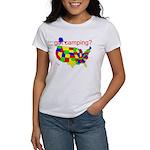 got camping? Women's T-Shirt