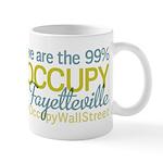 Occupy Fayetteville Mug