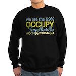 Occupy Fayetteville Sweatshirt (dark)