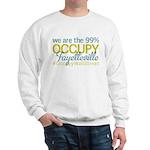Occupy Fayetteville Sweatshirt